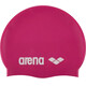 arena Classic Silicone Bathing Cap pink